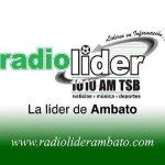 radio-lider-ambato live