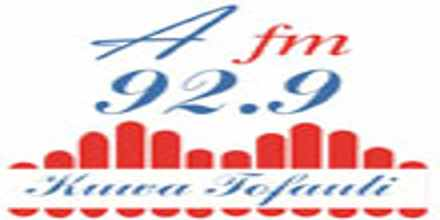 A FM 92.9 live