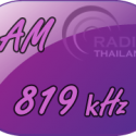 AM 819 kHz live
