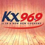 KX 96.9 live