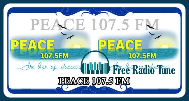 PEACE-107.5-FM LIVE