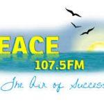 PEACE 107.5 FM live