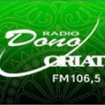 Radio Oriat Dono live