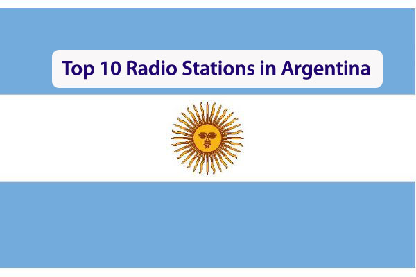 Top Radio Stations in Argentina