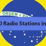 Top Radio Stations in Brazil