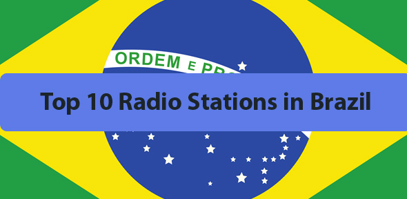 Top Radio Stations in Brazil