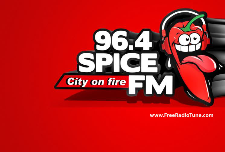 96.4 Spice FM live