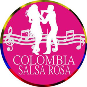 Colombia Salsa Rosa live