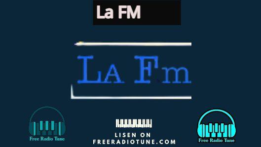 La FM Live Online