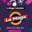 La Mega Colombia Listen Live