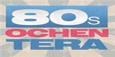 Ochentera 80s Radio live