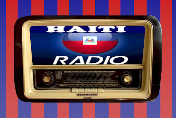 Radio Station in Haiti