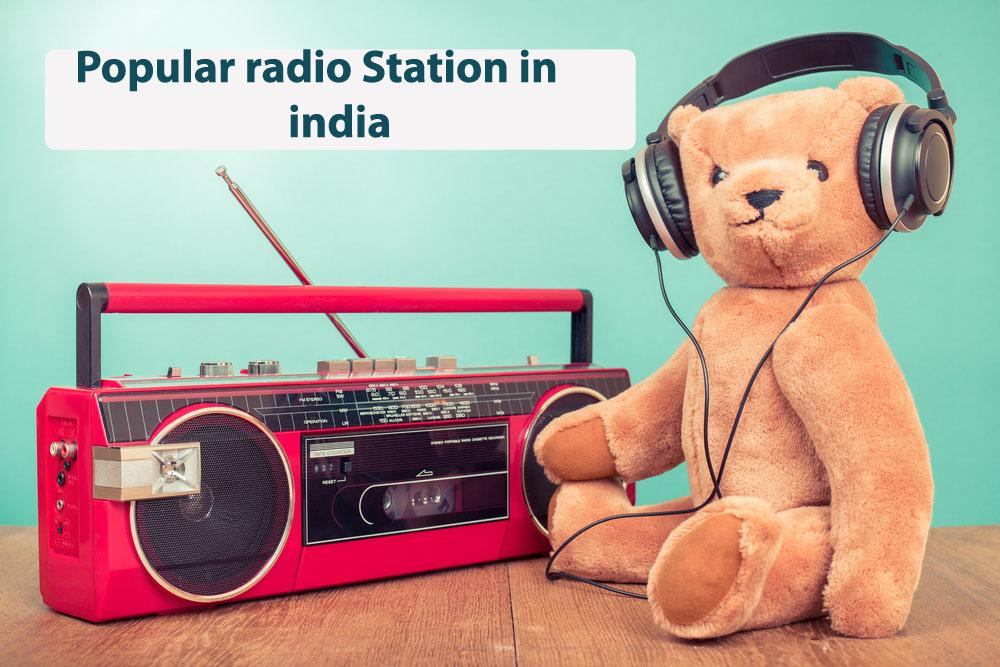 radio Station in india