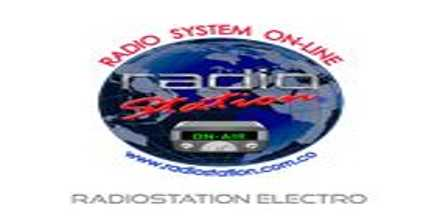 Radiostation Electro Colombia live