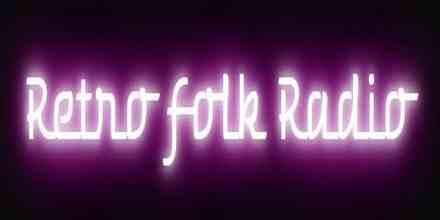 Retro Folk Radio live