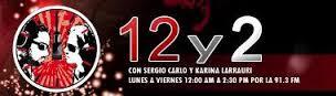 12 y 2 Radio live