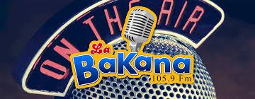 La Bakana 105.9 live