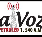 La Voz Del Petroleo live