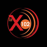 La X 102 FM live