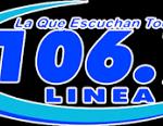 Linea 106.7 FM live