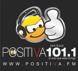 Positiva FM live