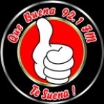 Que Buena Te Suena live