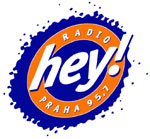 Radio Hey Praha live