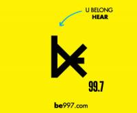 be 99.7 live