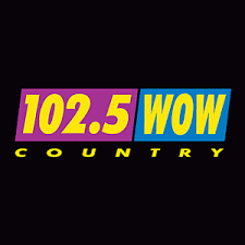 102.5 Wow Country live