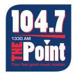 104.7 The Point live