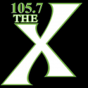 105.7 The X live