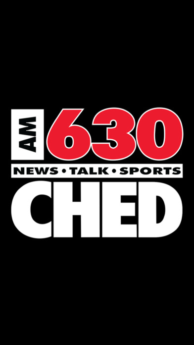 630 CHED Radio live