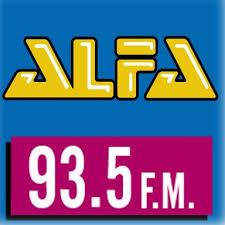 Alfa 93.5 FM live