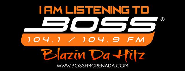 Boss FM Grenada live