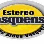 Estereo Vasquense live