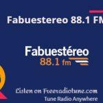 Fabuestereo 88.1 FM Online