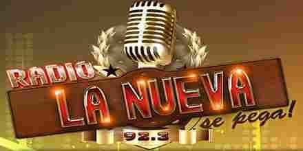 La Nueva 92.3 FM live
