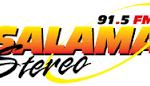 Salama Stereo 91.5 FM live