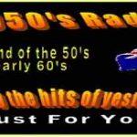 1950s Radio live