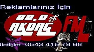Akdag FM live