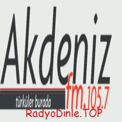 Akdeniz FM 105.7 live