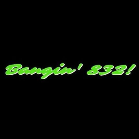 Bangin 832 live