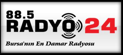 Bursa Radyo 24 live