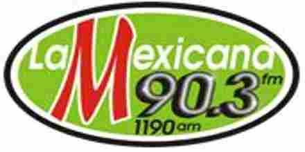 La Mexicana 90.3 FM live