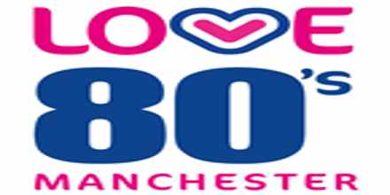 Love 80s Radio Manchester live