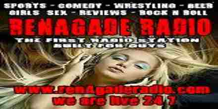Renagade Radio live