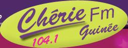 Cherie FM Guinee live