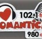 Romantica 102.1 FM live