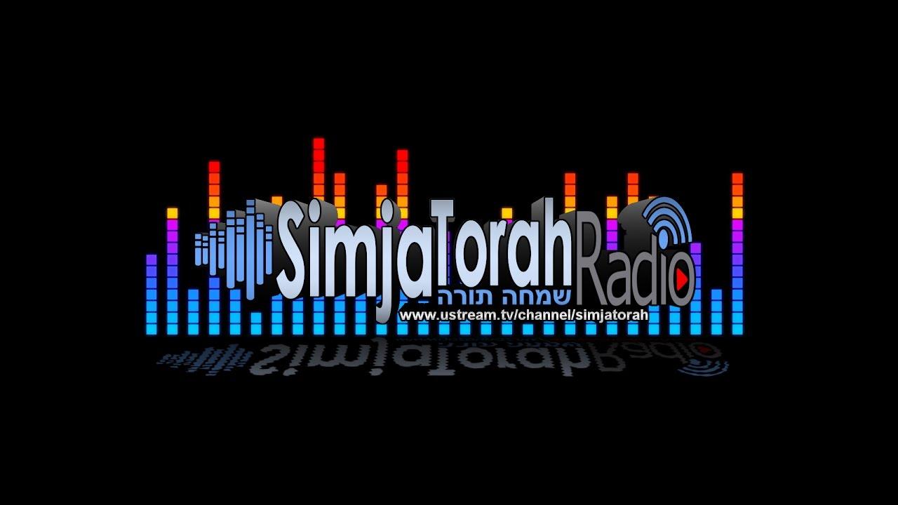 Simja Torah Radio live