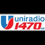 Uniradio 1470 AM live